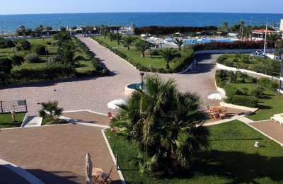 Hotel SPA a Rodi Garganico
