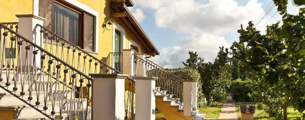 Resort SPA provincia Salerno in Campania